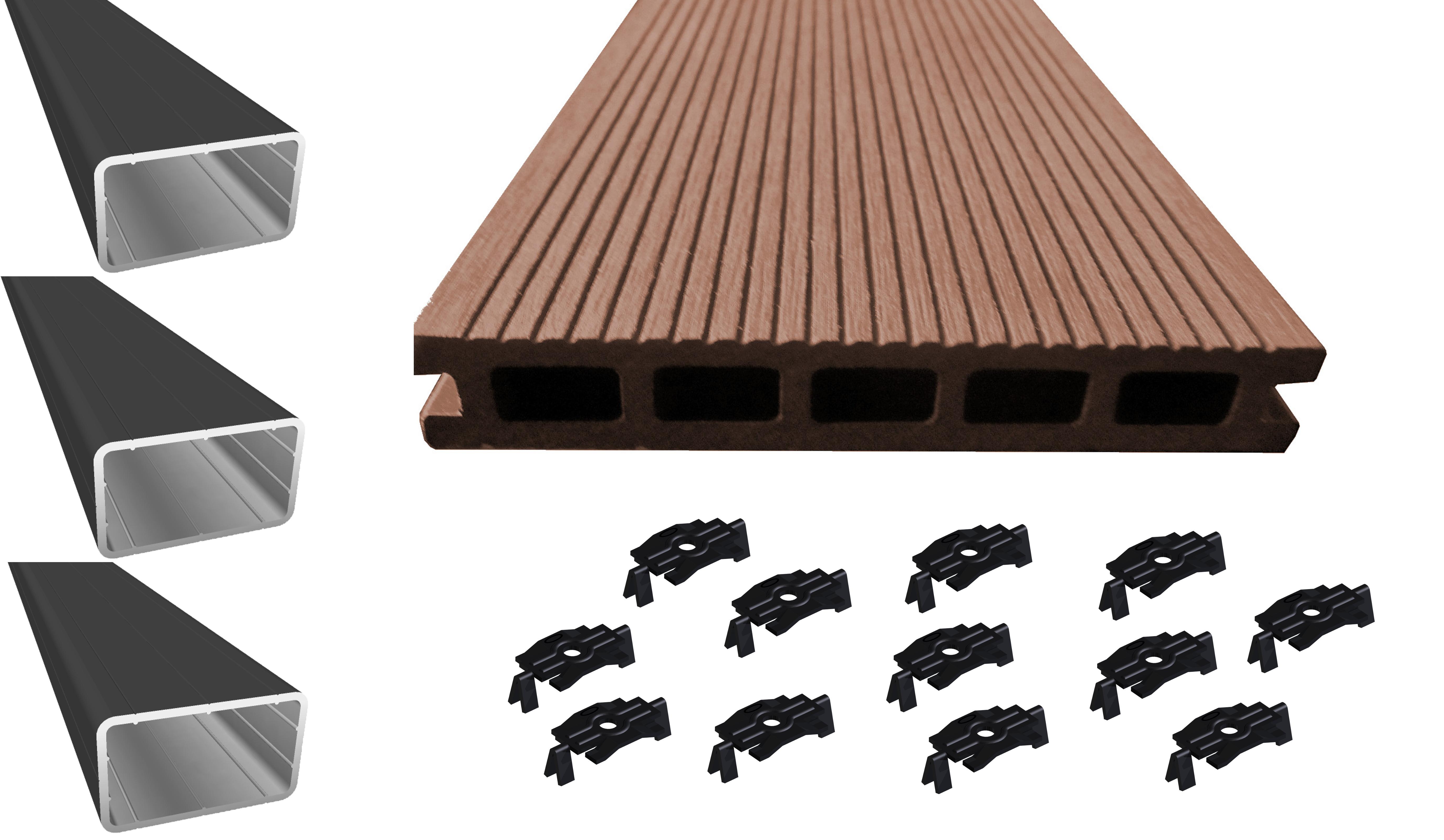 beste terrassendielen verlegen design ideen terrasse design ideen. Black Bedroom Furniture Sets. Home Design Ideas
