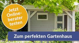 Gartenhaus-Kaufberater