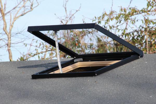 Dachfenster 50x50cm für Gartenhaus