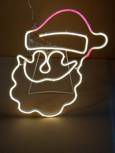 LED Lichtschlauchfigur Weihnachtsmann