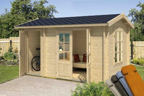 Gartenhaus Wrexham 1