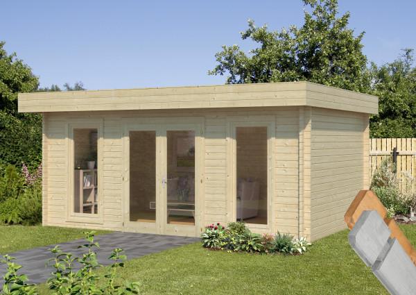 Gartenhaus Bret 2