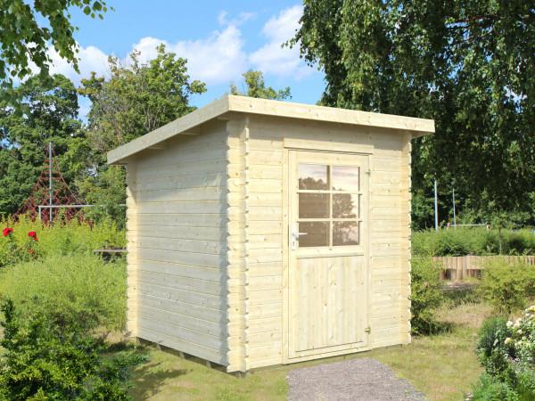 Gartenhaus Mit Fußboden 28mm ~ Gartenhaus holz fußboden mm iso blockhaus m m mm