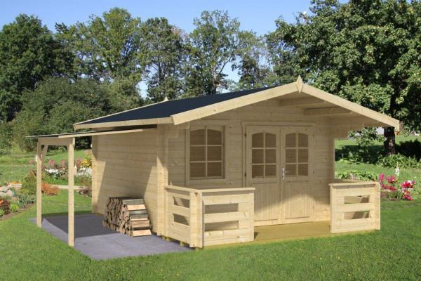 gartenhaus sauerland 2 1 34 mm ca 530x500 cm holzwurm obersayn. Black Bedroom Furniture Sets. Home Design Ideas