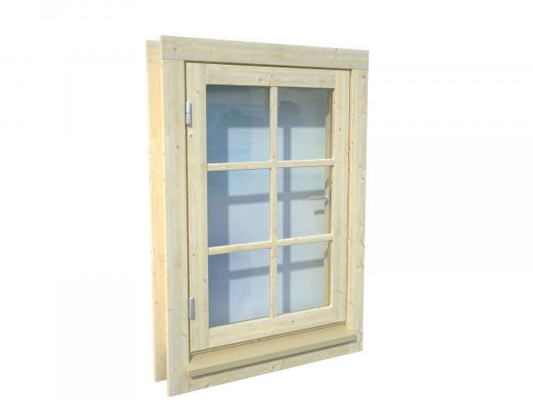 88 mm Einzelfenster Summer