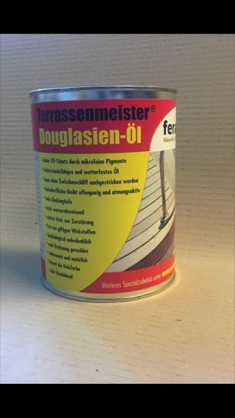 Douglasien Öl