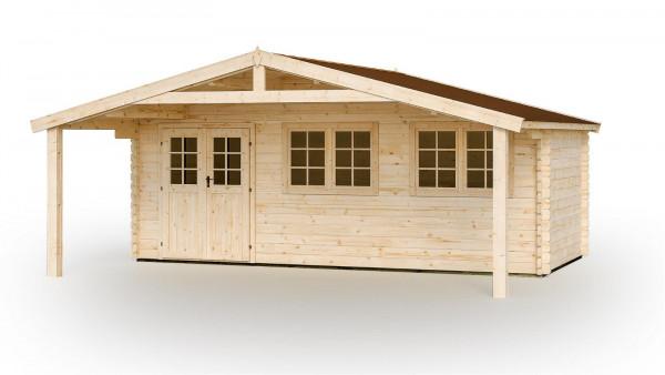 Gartenhaus Saar 1