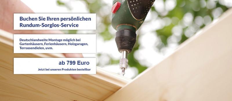 Holzhäuser - Holzwurm Obersayn - Gartenhäuser & Carports