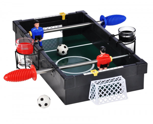 Tischfußball-Trinkspiel