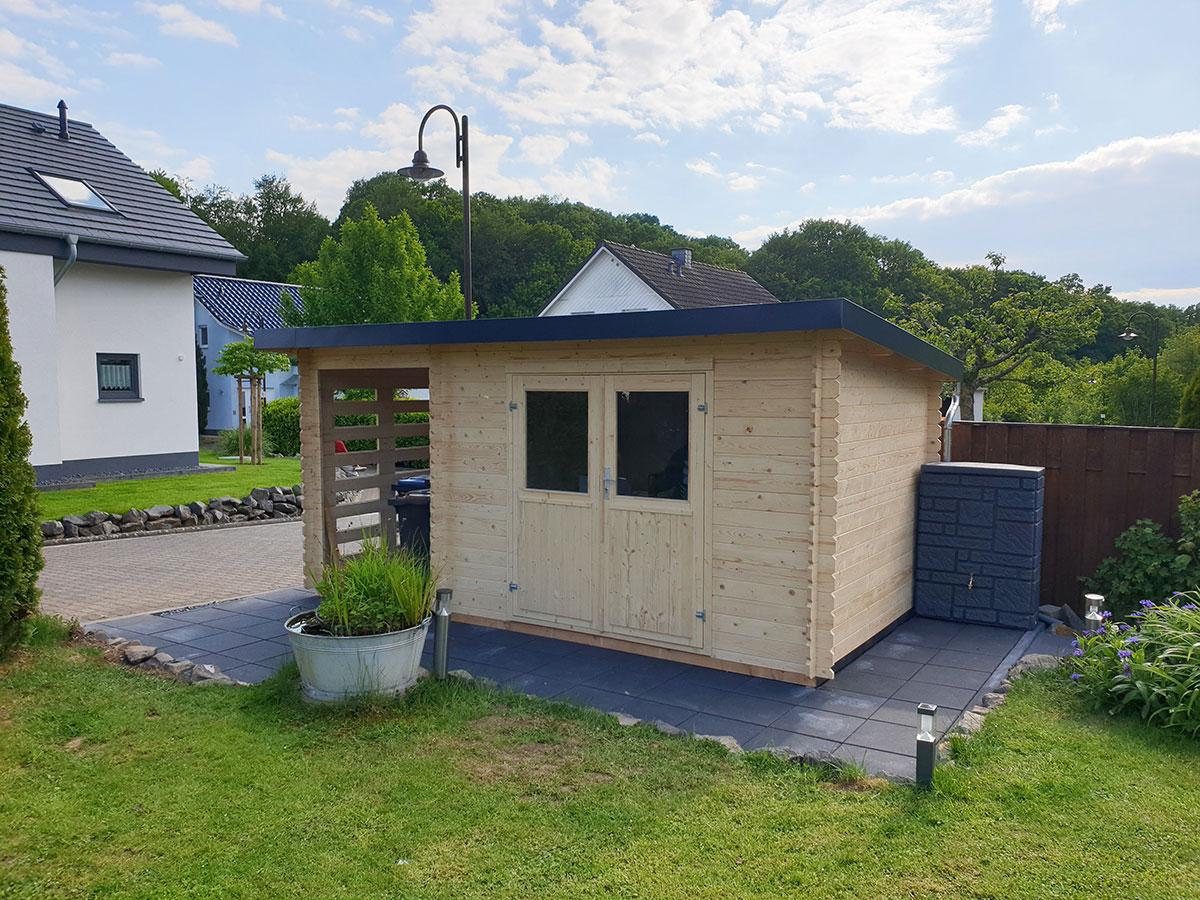 Gartenhaus Ohne Genehmigung Holzwurm Obersayn