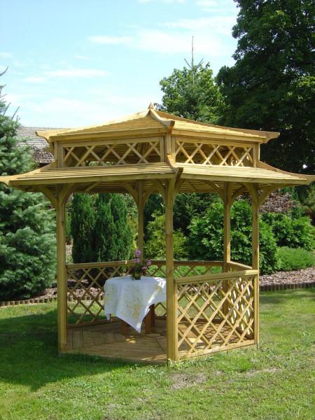 Gartenpavillon Pagoda