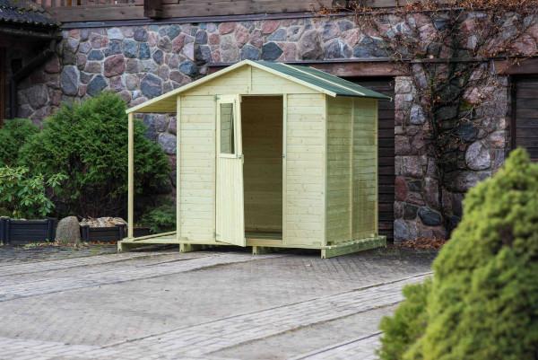 Gerätehaus Lappland 2