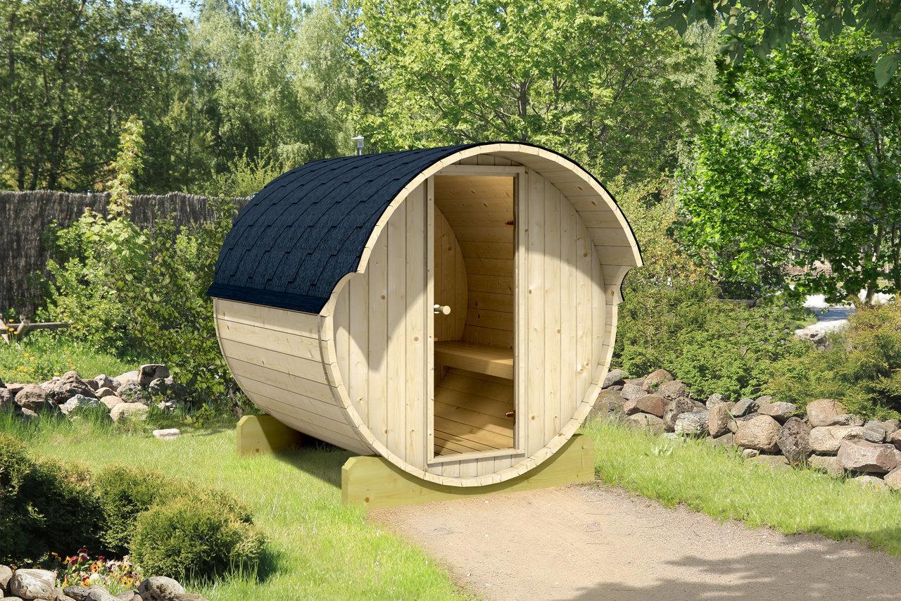saunafass modell 235 holzwurm obersayn. Black Bedroom Furniture Sets. Home Design Ideas