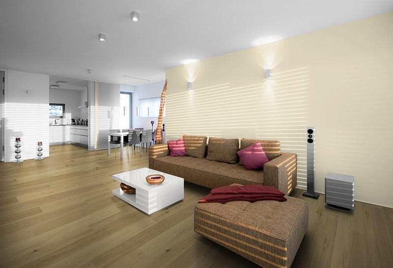 3 schicht parkett eiche classic rustikal geb rstet. Black Bedroom Furniture Sets. Home Design Ideas