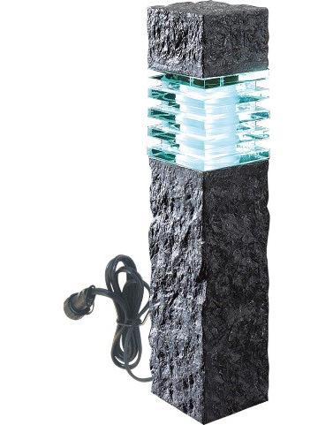 gehwegleuchte rana 2 watt led holzwurm obersayn. Black Bedroom Furniture Sets. Home Design Ideas