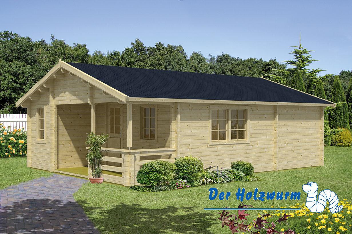 gartenhaus kay 70 mm ca 595x800 cm holzwurm obersayn. Black Bedroom Furniture Sets. Home Design Ideas