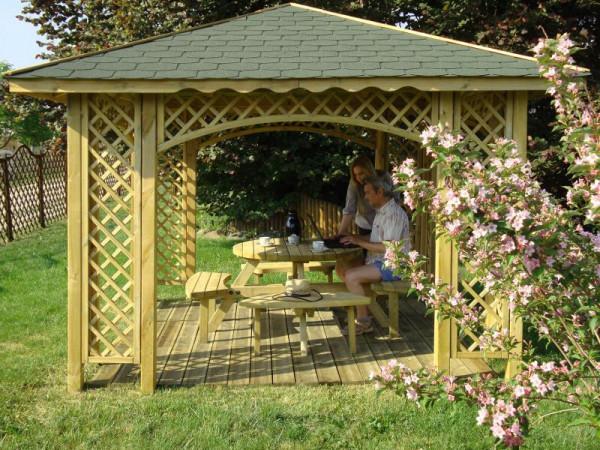 Gartenpavillon Natalia