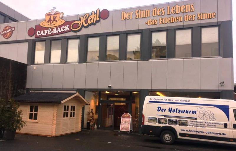 Kundenreferenzen Holzhauser Holzwurm Obersayn