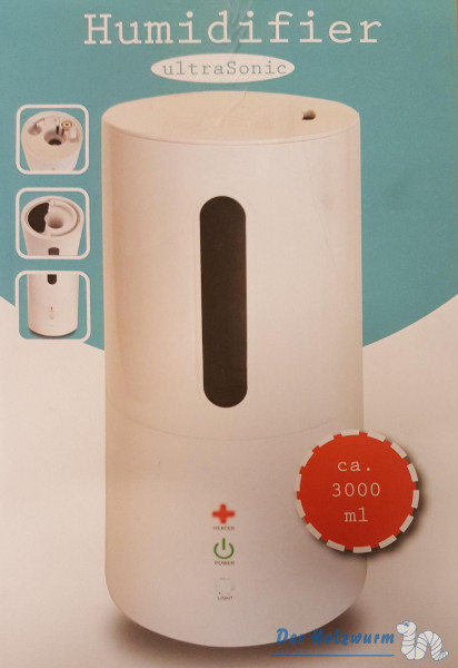 Humidifier Luftbefeuchter 1