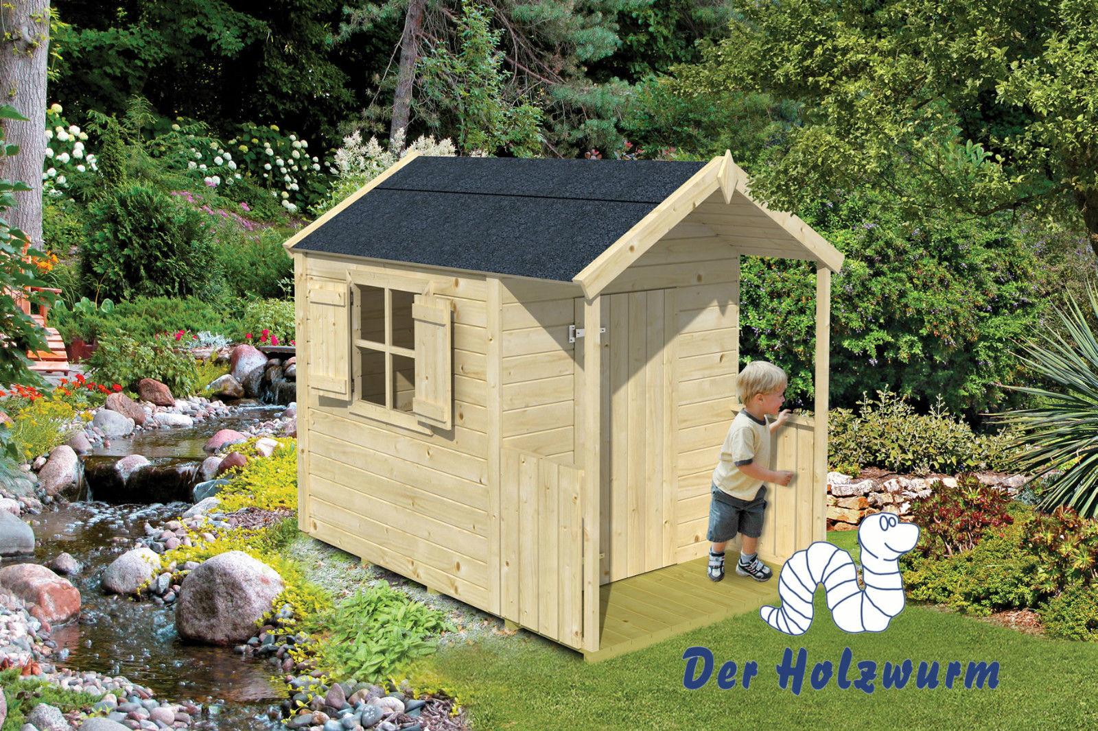 kinderspielhaus pinokkio 16 mm ca 115x180 cm holzwurm obersayn. Black Bedroom Furniture Sets. Home Design Ideas