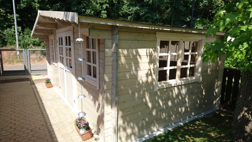 Gartenhaus Erfurt 10 In 5x3 20 M Holzwurm Obersayn