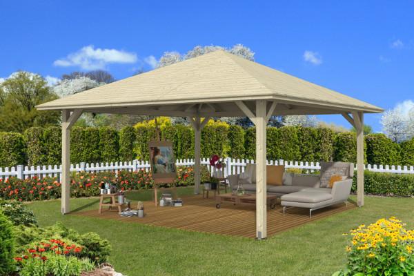 Gartenpavillon Cannes 4