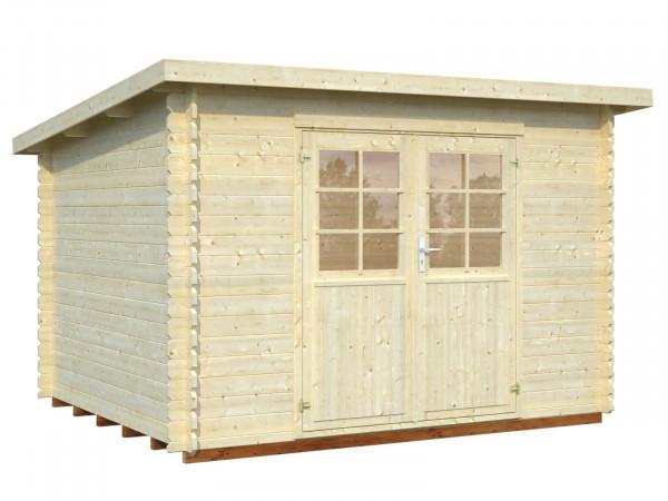Gartenhaus Mit Fußboden 28mm ~ Gartenhaus lyon 2 28 mm ca. 320x270 cm holzwurm obersayn