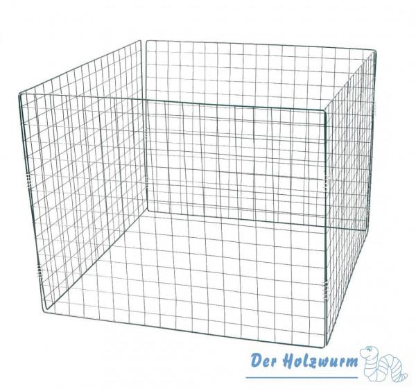 Stahlgitter Komposter Große Gitter