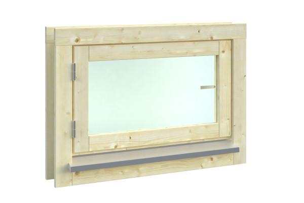 160 mm Einzelfenster Summer