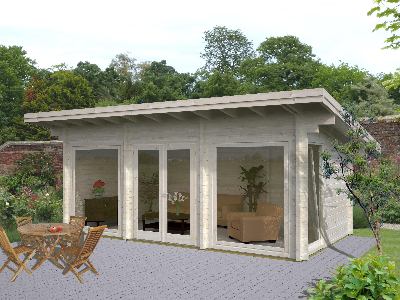 Gartenhaus Heidi 1