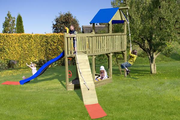 Kinderspielanlage Multi-Play Spirit Walker