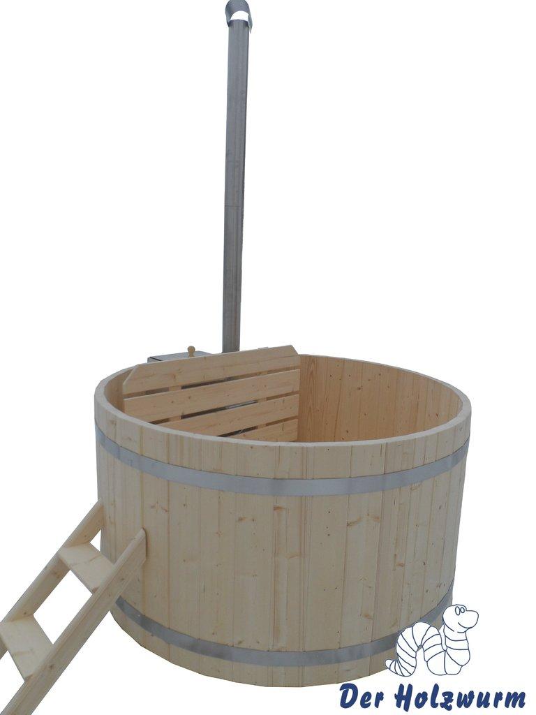 badebottich mit unterwasserofen ca 220 cm holzwurm obersayn. Black Bedroom Furniture Sets. Home Design Ideas