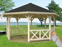 Gartenpavillons Aus Holz Kaufen Holzwurm Obersayn